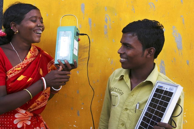A Bright Future: How Enterprising Rural Women Can Light Up India's Smart Villages!